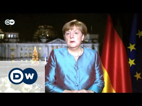 Merkel: 'Secure freedom' against terrorism