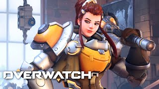 Overwatch - Brigitte Launch Trailer