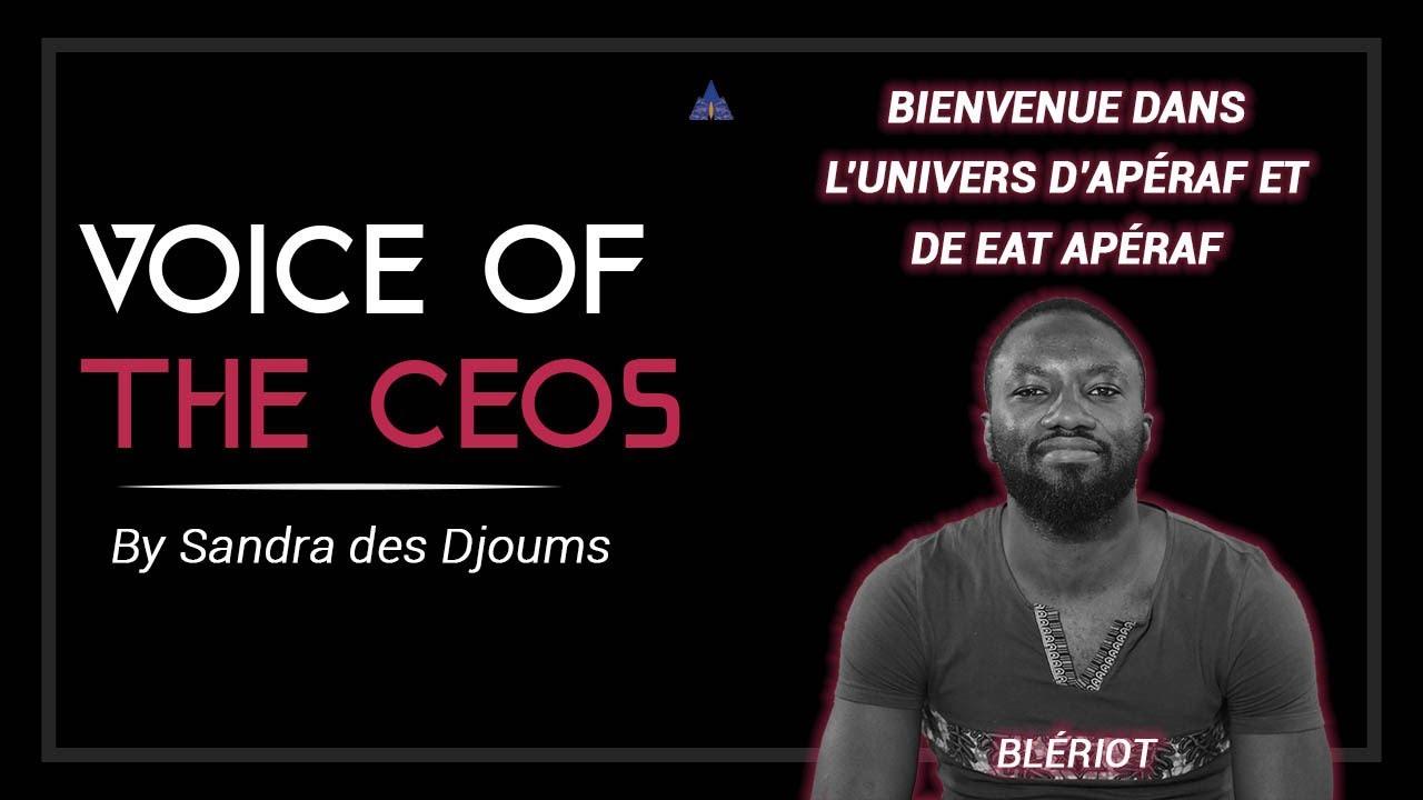 VOICE OF THE CEO'S : COMMENT BLÉRIOT TCHEEKO A MIS EN LUMIERE LA RESTAURATION AFRICAINE