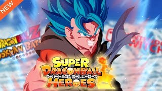 HUGE GLOBAL NEWS?! Super Dragon Ball Heroes Getting Localized? Dokkan Battle & Switch News