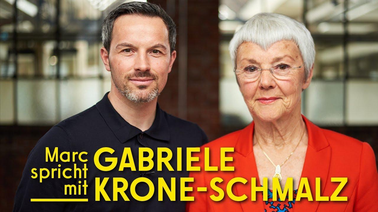 """Gabriele Krone-Schmalz: """"Wir müssen andere Meinungen respektieren! (+ Russland & Putin)"""""""