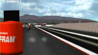 Never allow me near a Dragster - NHRA Drag Racing 2 (PC)