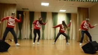 HopFriends. Танец на шоу талантов