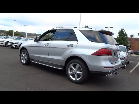 2016 Mercedes-Benz GLE Pleasanton, Walnut Creek, Fremont, San Jose, Livermore, CA 16-2135