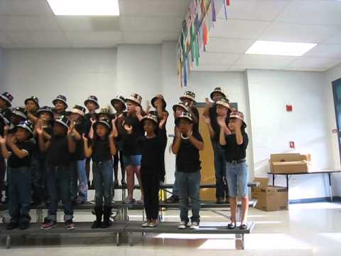 Hats Musical at Ridgeview Global Studies Academy 3
