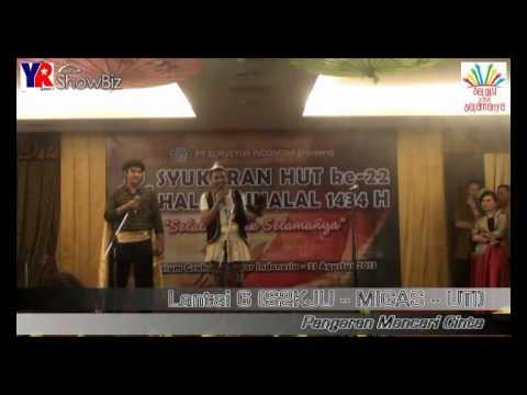 Performance Group Lantai 6 HUT PTSI ke 22