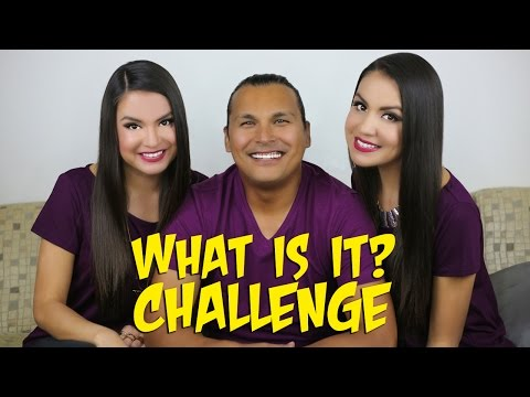 What Is It Challenge with Suicide Squad actor Adam Beach | Baker Twins