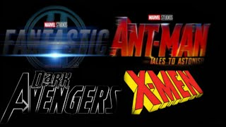 ALL PHASE 5 MOVIES LEAKED & CONFIRMED COMING