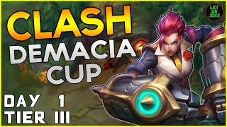 Unsere ERSTE Tuniererfahrung! :D | CLASH HIGHLIGHTS (League Of Legends)