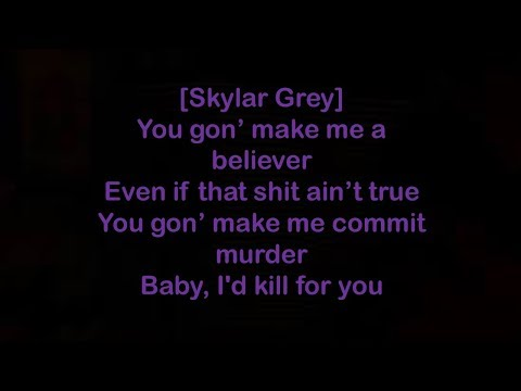 Skylar Grey ft. Eminem - Kill for you [Lyrics]