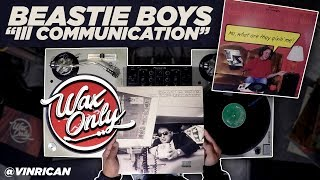 Discover Samples Used On Beastie Boys 'Ill Communication'
