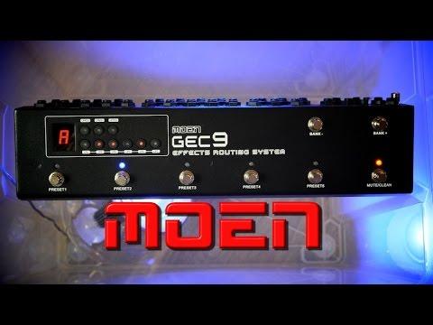 Moen GEC9 - Looper/Switcher - Full Demo