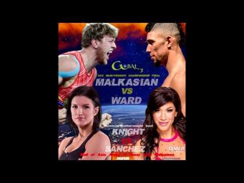 GCC 3: Malkasian vs. Ward