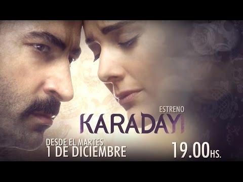 Desde el 1 de diciembre: Llega Karadayi