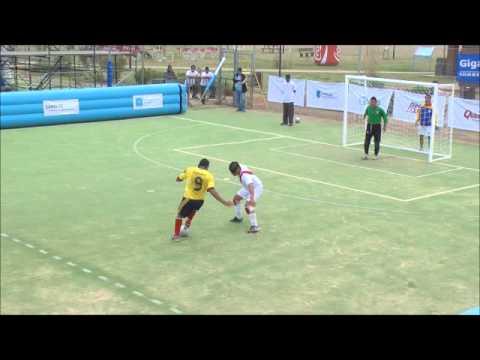 Colombia vs. Perú VIII Copa América IBSA 2013 (Santa Fe, Argentina)