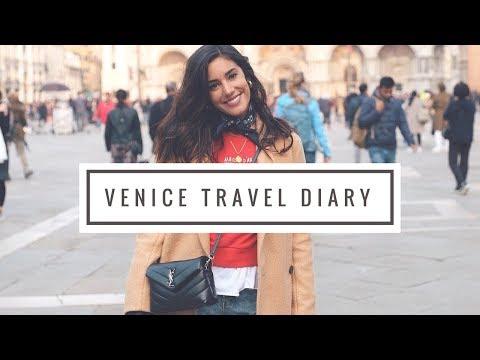 Hello Venice! | TRAVEL DIARY