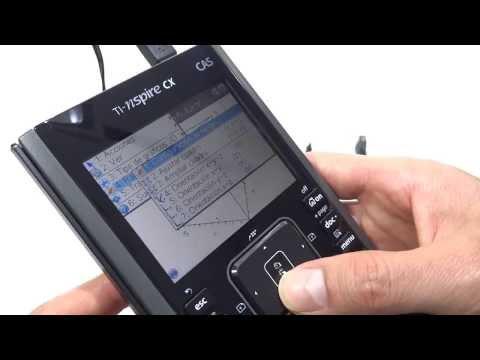 Calculadoras Graficadoras Texas Ti-nspire Spire Cx CAS Color Reseña Desempaque