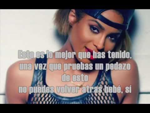 Read my lips - Ciara ( en español)