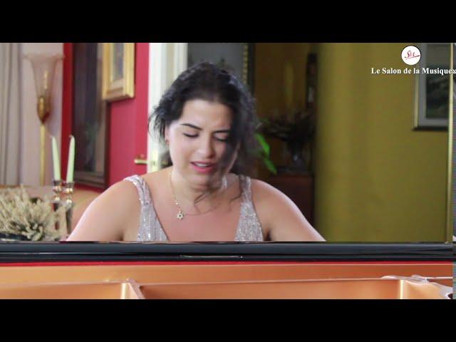 Elisha Wolf plays Variations on a Theme of Chopin op.22 by Sergej Rachmaninov
