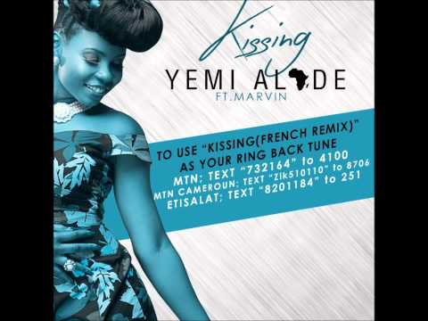 Yemi Alade Ft Marvin - Kissing Remix (NEW 2015)