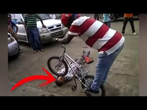 El Verdadero BMX FreeStyle BOOM RIDERS