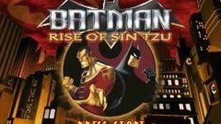 Batman - Rise of Sin Tzu (Game Boy Advance)