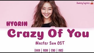 Gambar cover Hyorin - Crazy Of You [Han/Rom/Eng/IndoSub]