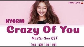 Gambar cover Hyorin - Crazy Of You [Han/Rom/Eng/IndoSub]