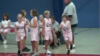 Brenly Elementary Basketball Days