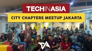 Tech in Asia City Chapters : Founder Manajemen Formula