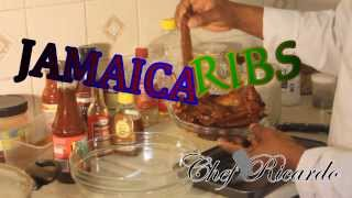 Grace Jerk Bbq Sauce( How Made Ribs From )chef Ricardo Cooking (part 2)