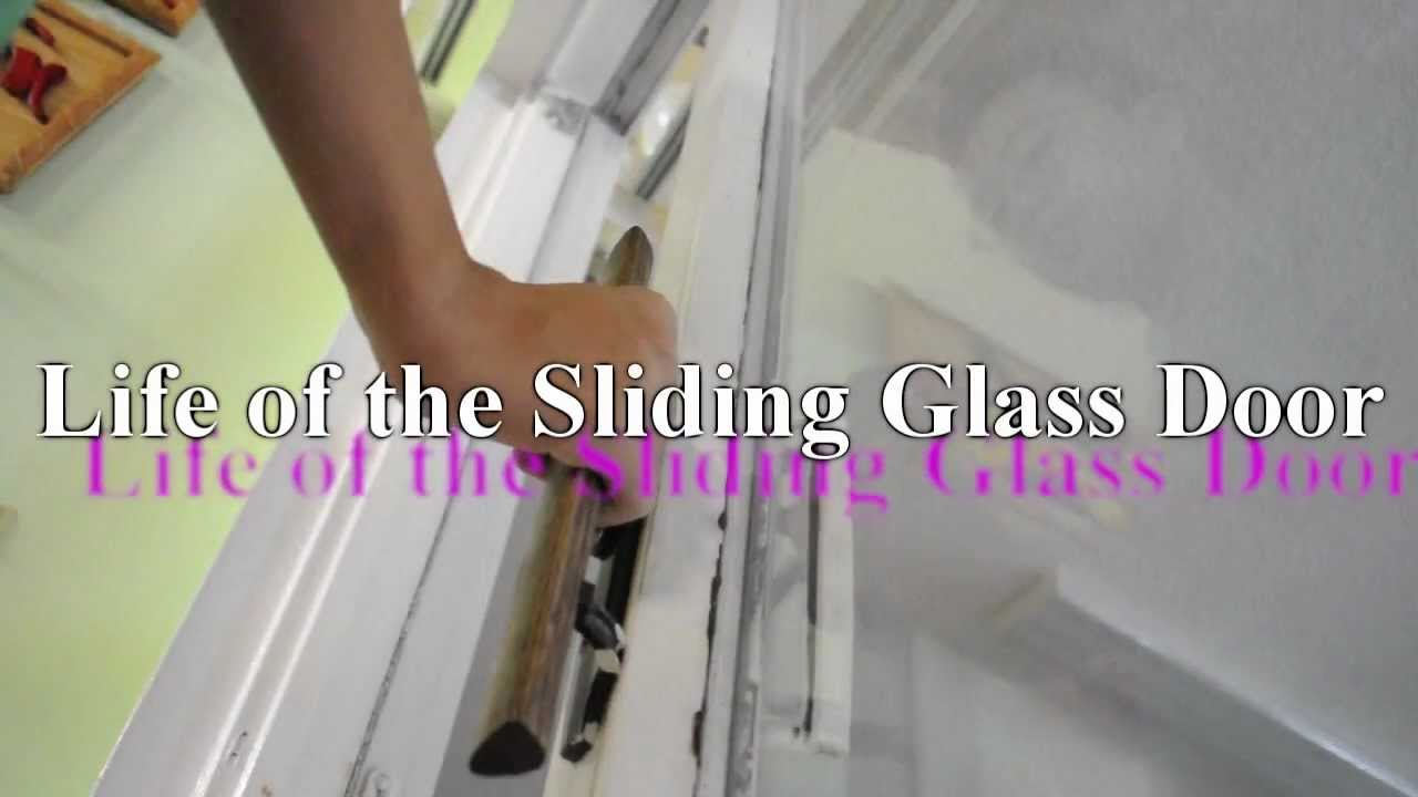 Life Of The Sliding Glass Door Movie Trailer Parody Youtube