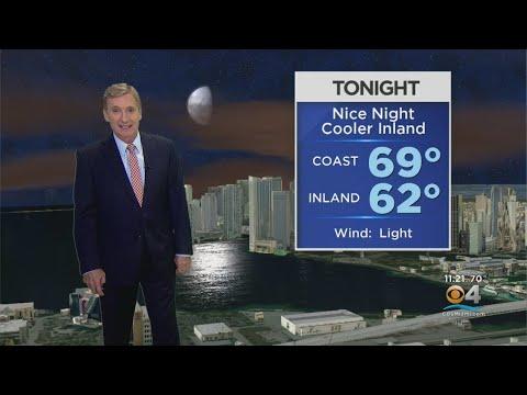 CBSMiami.com Weather 01-16-20 11PM