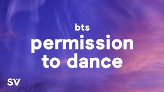 Download BTS - Permission to Dance (Lyrics)