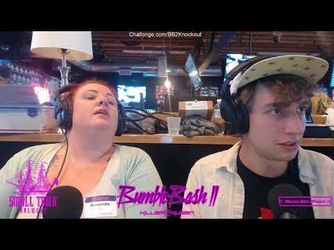 Killer Queen BumbleBash II 2017 Streamed Knockout Part 3