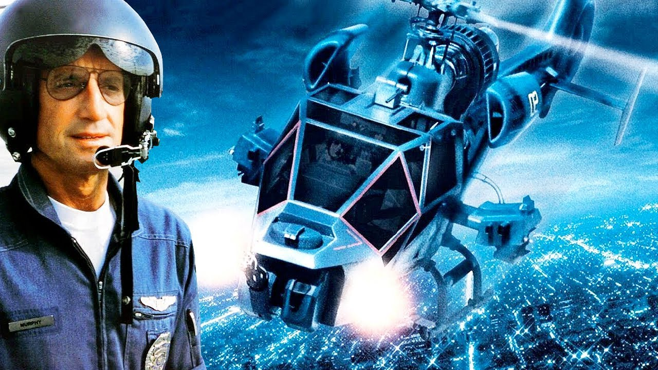 Download Blue Thunder (1983) - The Best Movie You Never Saw