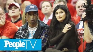Kylie Jenner And Travis Scott Aren't Worried About The 'Kardashian Curse | PeopleTV