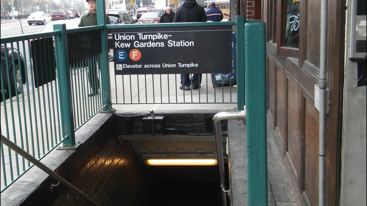 maxresdefault - Kew Gardens Union Turnpike Subway Stop
