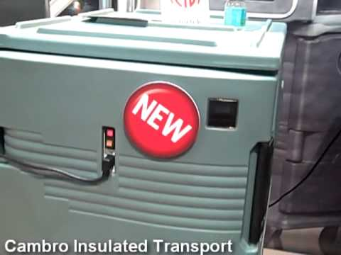 Cambro Insulated Transport