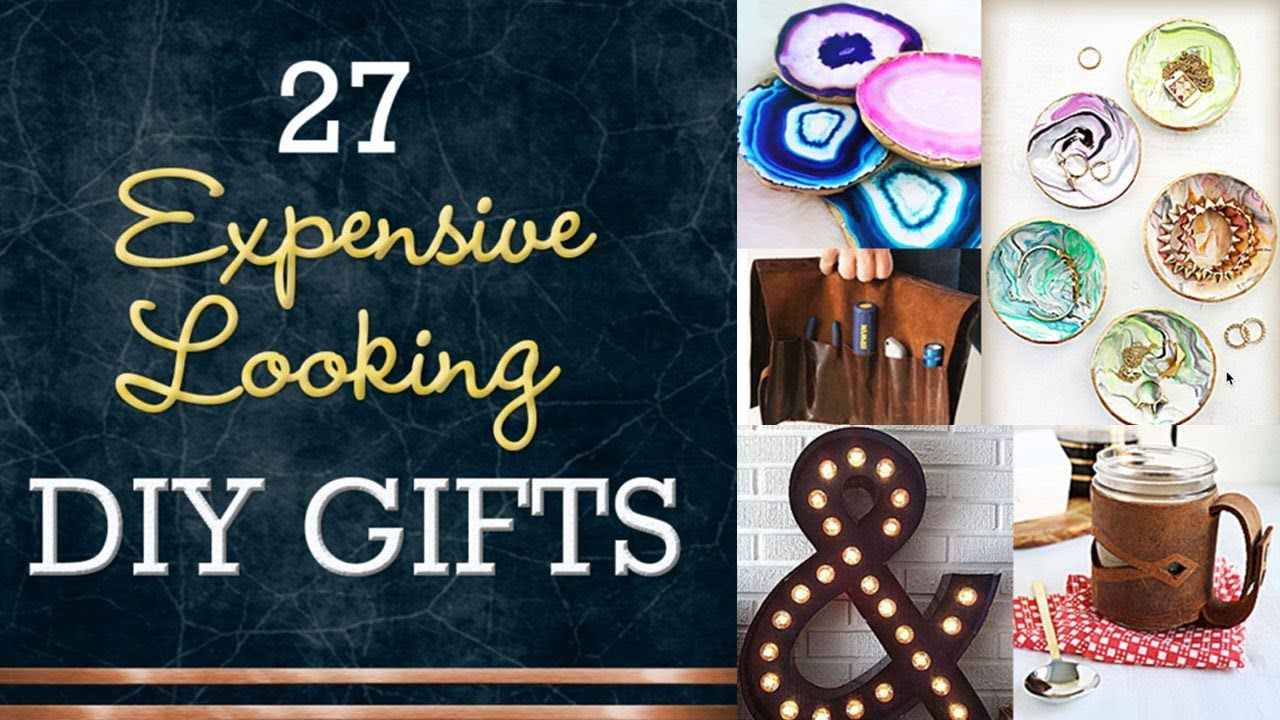27 Cheap Diy Gifts Easy Diy Christmas Gift Ideas