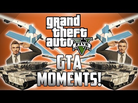 GTA 5 Online Funny Moments! - Teleporting...