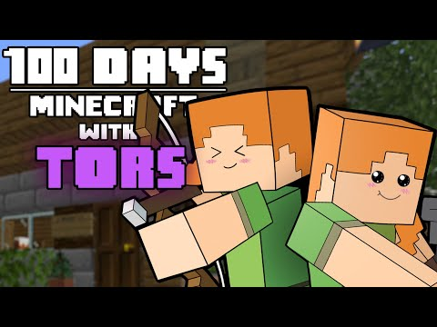 100-days---[minecraft-with-tors]