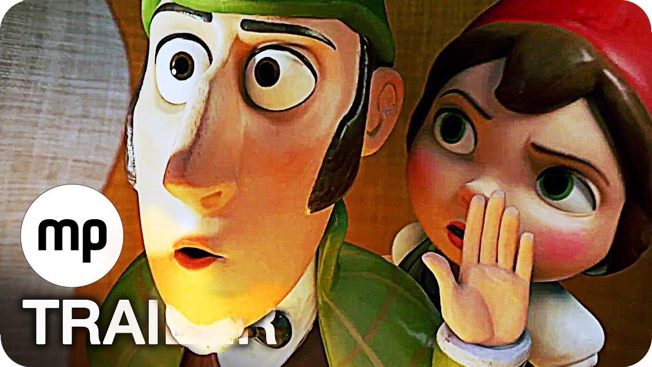 Sherlock Gnomes Deutsch