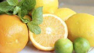Семья Бровченко. Рецепт вкуснейшего лимонада из апельсина или лимона.