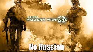 Let's Play Call of Duty: Modern Warfare 2 (No Russian)