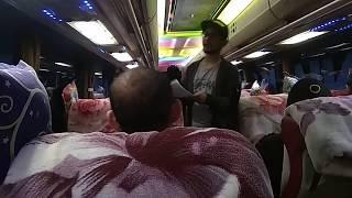 Doktoro Esperanto Mempromosikan Jet Bus Scania Buatan Jerman Di Aceh Ke Lima Benua