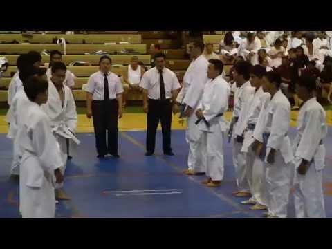 J45 Judo Boys - McKinley Tigers vs Castle Knights 4-12-14