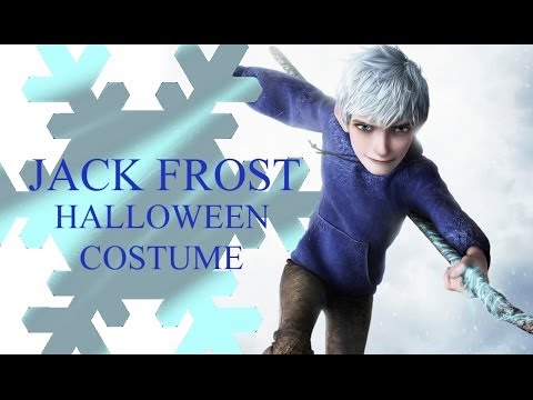 jack frost halloween costume youtube