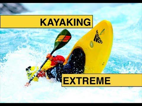 KAYAKING EXTREME - Chile - Sumatra - Sibirien