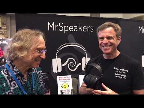 First listen at Rocky Mountain Audio Fest
